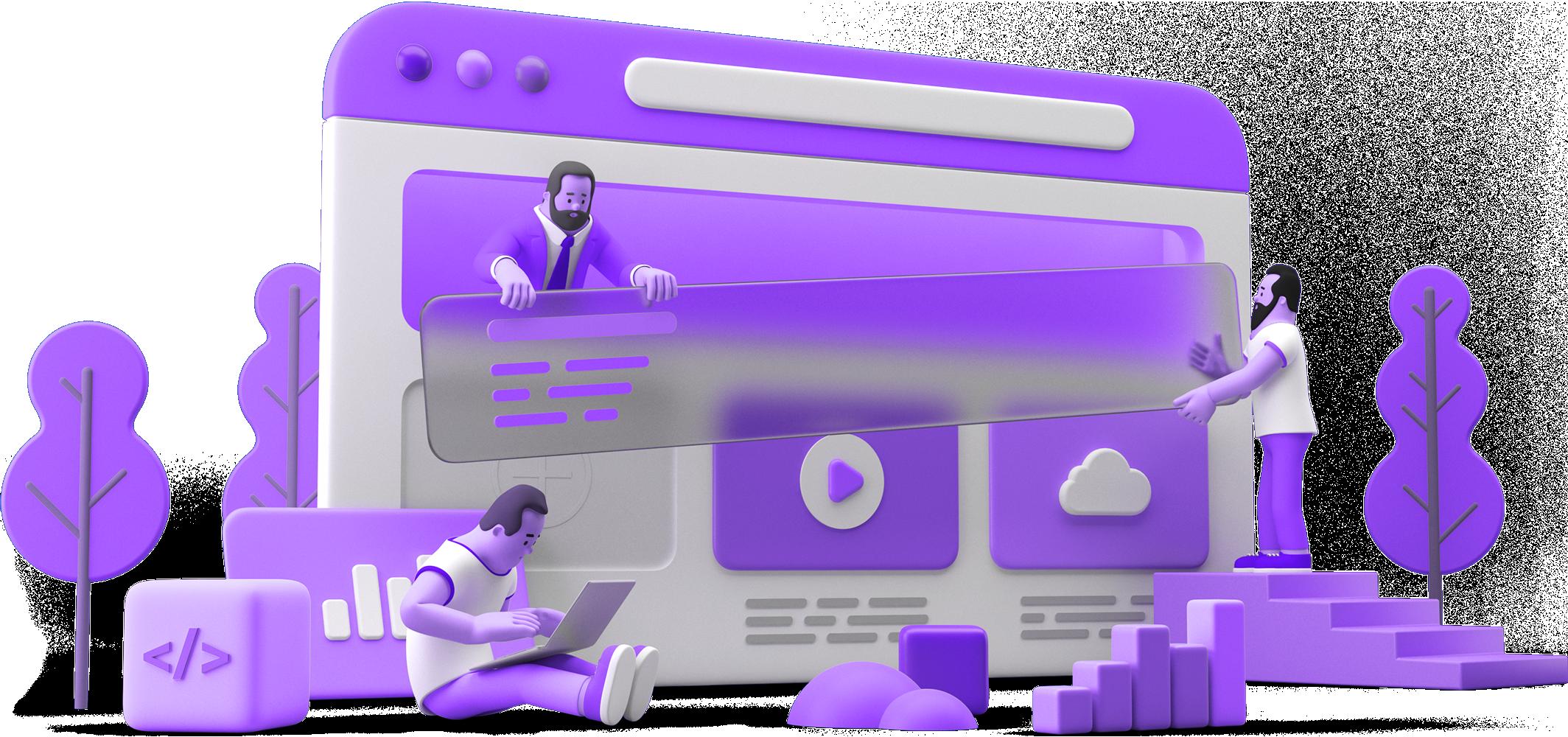 Codenra - Creative Website